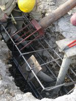 Ensuring of foundation pits and slopes